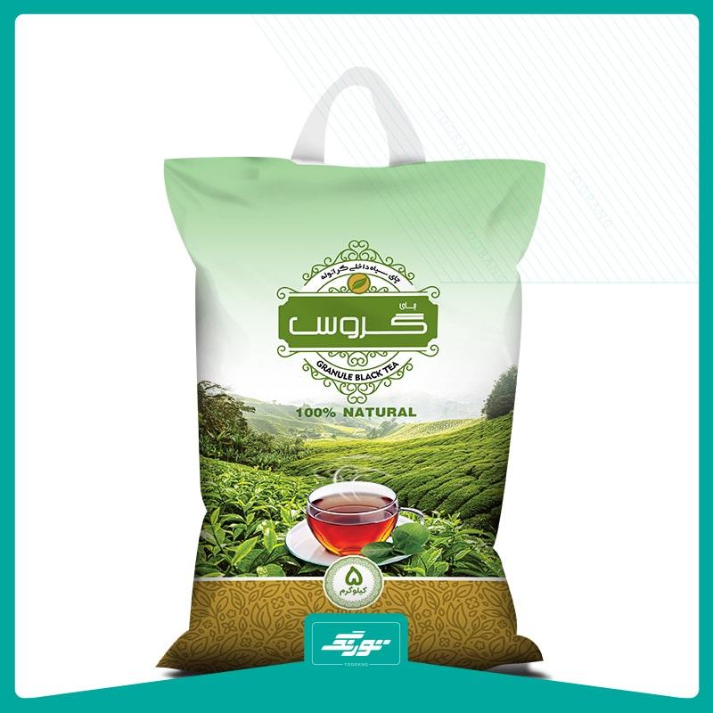 کیسه چای گروس