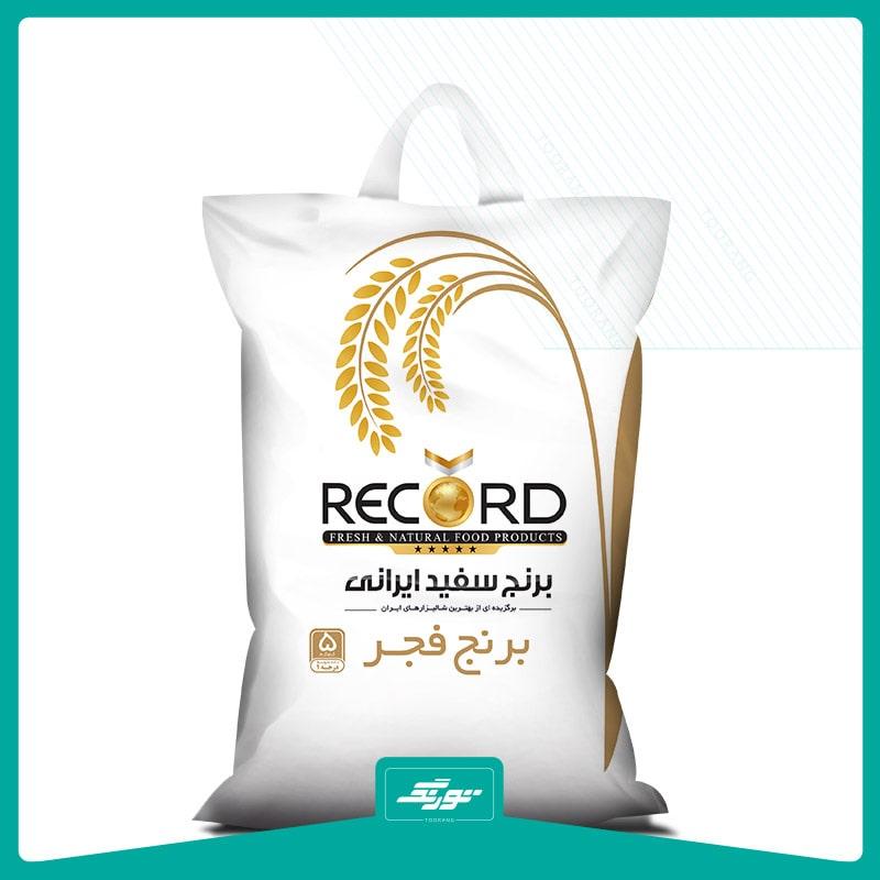کیسه برنج فجر