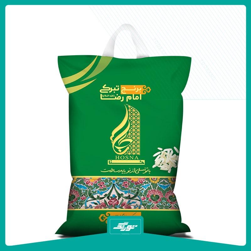 کیسه برنج امام رضا