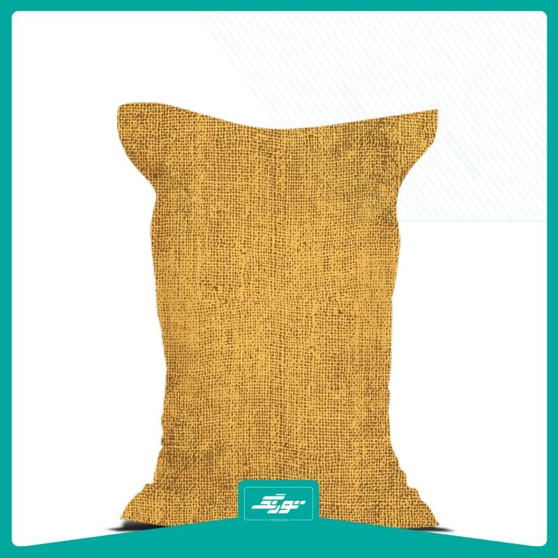 کیسه برنج متقال طرح کنفی