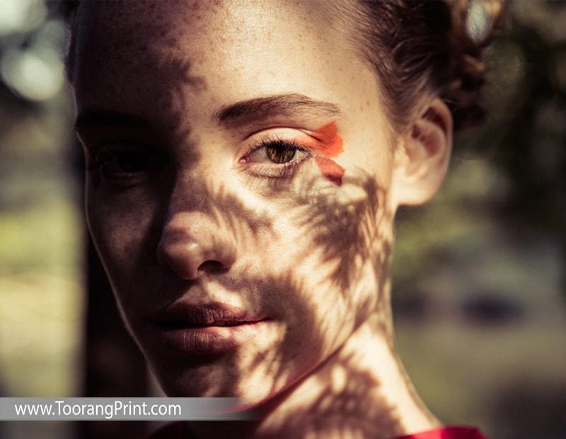 عکاسی چهره