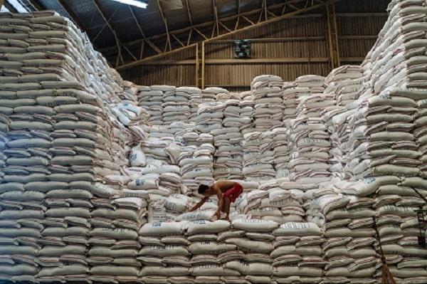 انبارداری برنج