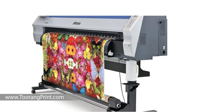 دستگاه چاپ پارچه