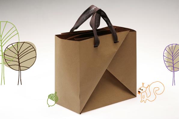 خرید بسته بندی کاغذی