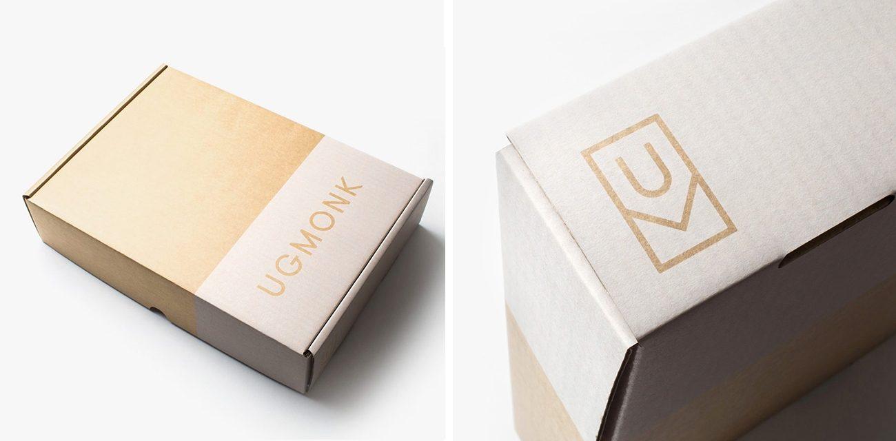چاپ تک رنگ سفید روی بسته بندی کرافت، چاپ سفید روی کرافت
