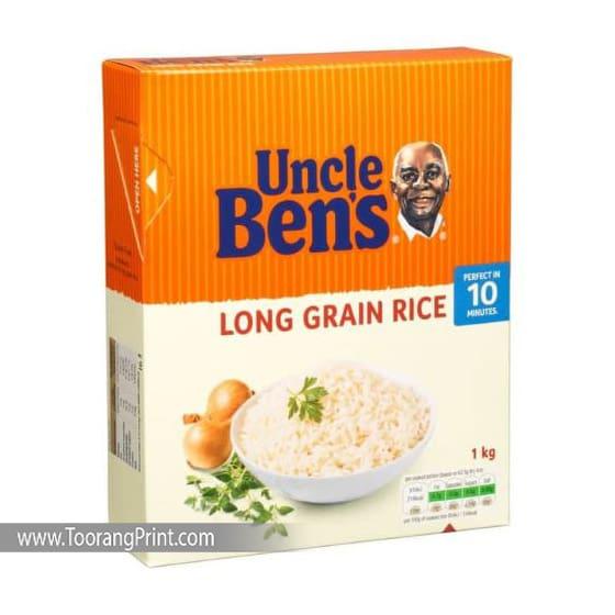 Modern rice bag