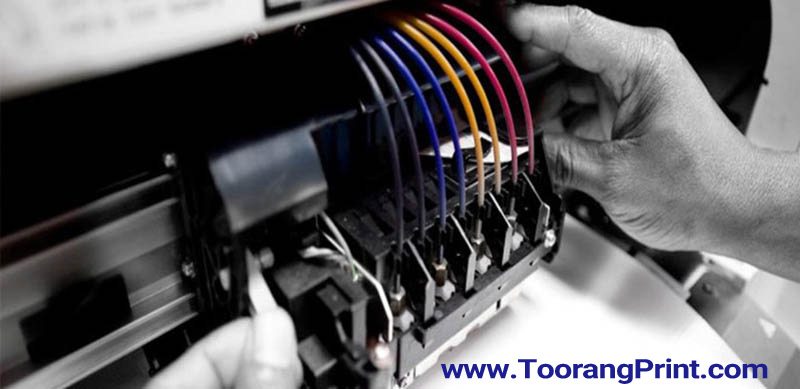 تعمیرات دستگاه چاپ بنر