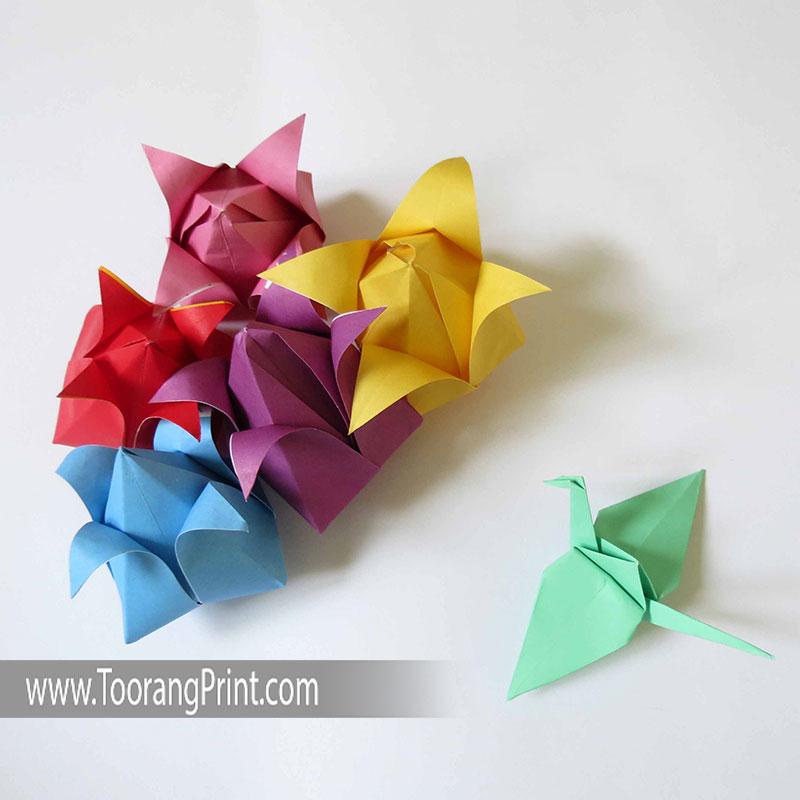 هنر اوریگامی