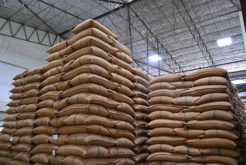 شرایط نگهداری برنج، انبار کردن طولانی مدت برنج
