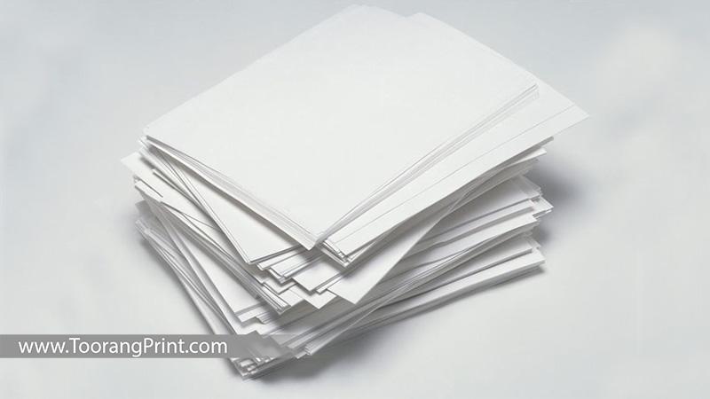 قیمت کاغذ کاهی