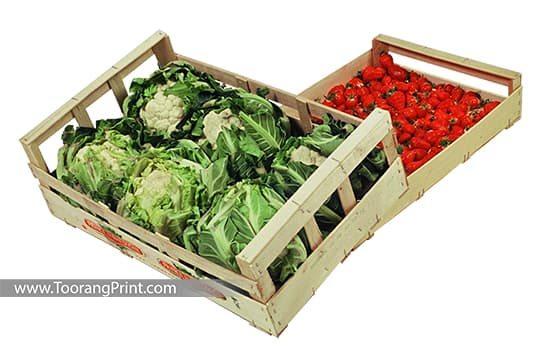 بسته بندی سبزی