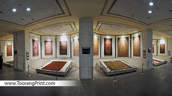تاریخچه فرش