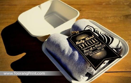 طراحی بسته بندی پوشاک