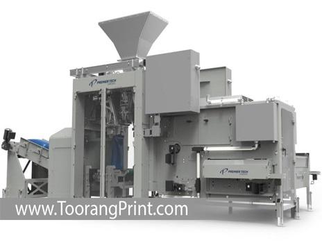 ماشین طراحی کیسه برنج