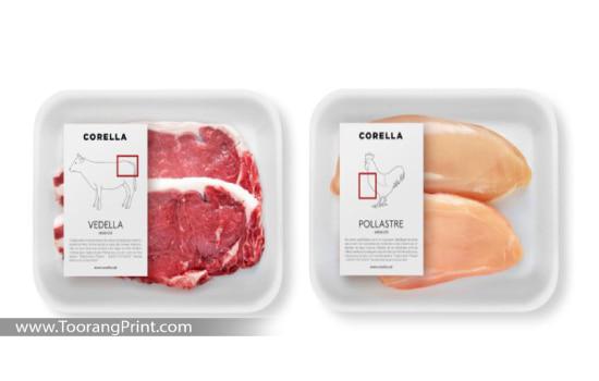 نایلون بسته بندی مواد غذایی