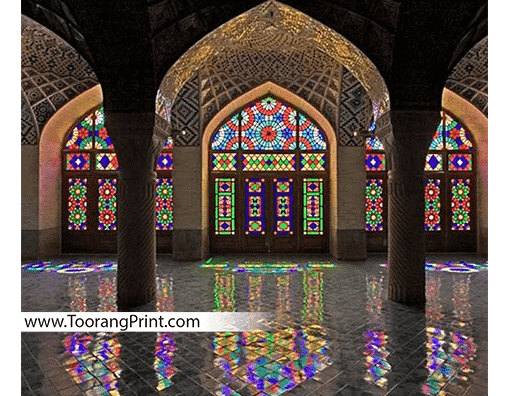 رنگ های ایرانی