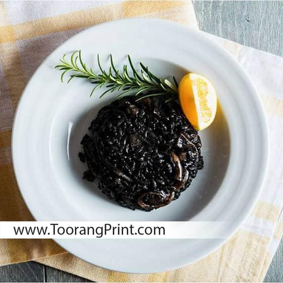 برنج سیاه اسپانیا