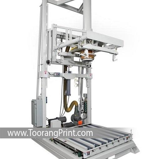 ماشین چاپ و طراحی کیسه برنج