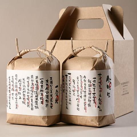 بسته بندی کیسه برنج