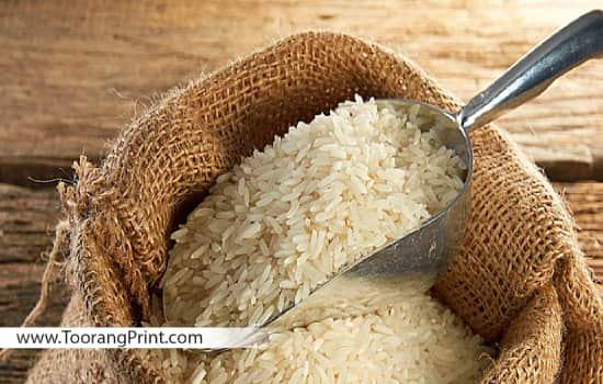 نگهداری برنج در منزل
