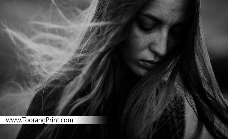 عکاسی پرتره حرفه ای
