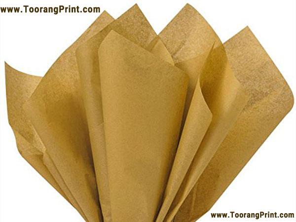 کاغذ کرافت، کاغذ کاهی