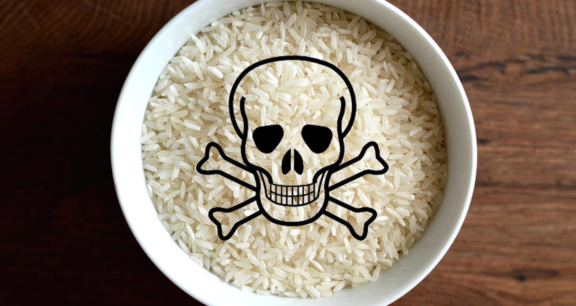 آرسنیک چیست؟ چگونه مقدار آرسنیک در برنج را از بین ببریم و یا کم کنیم؟