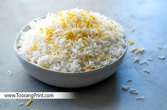 نگهداری برنج