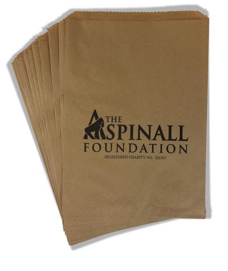 سفارش طراحی و چاپ روی پاکت کرافت کوچک